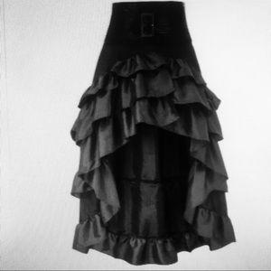 Dresses & Skirts - Goth Steampunk Victorian Halloween costume skirt